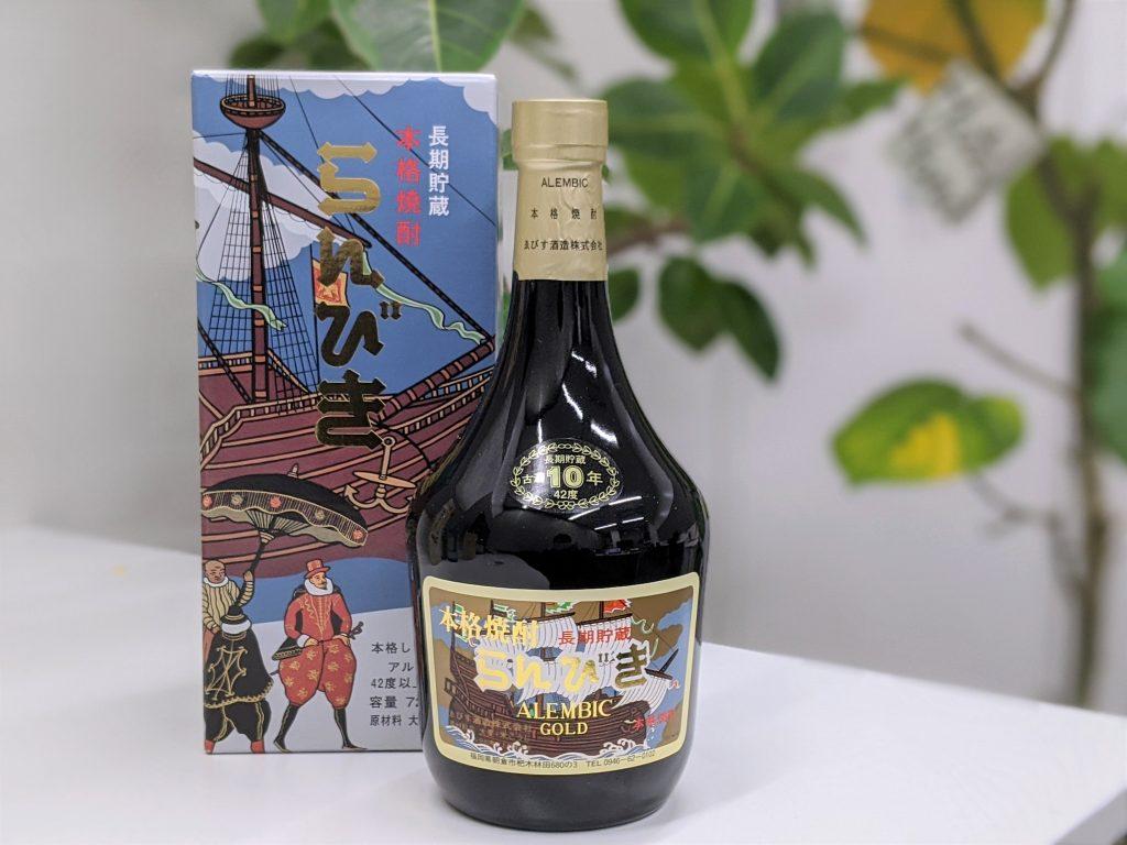 ゑびす酒造_らんびきGOLD